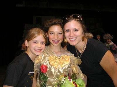 Ellen, Ingrid, & Gillian