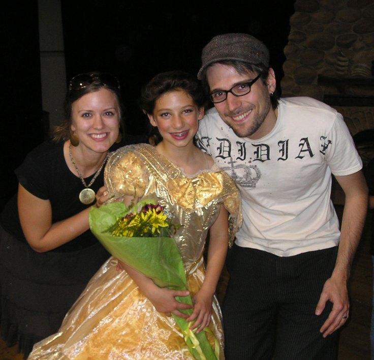 Gillian, Ingrid, & Ryan