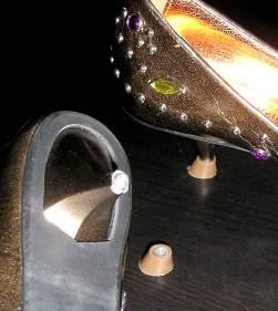 Gillie's Broken Shoe